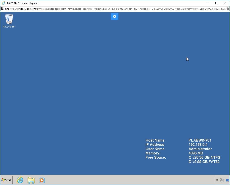 Hình 1.1 Ảnh chụp màn hình PLABWIN701