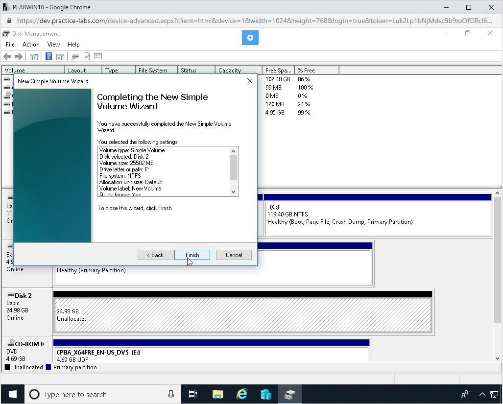 Hình 1.3 Ảnh chụp màn hình thiết bị PLABWIN10