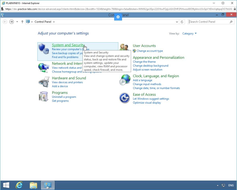 Hình 4.4 Ảnh chụp màn hình PLABWIN810