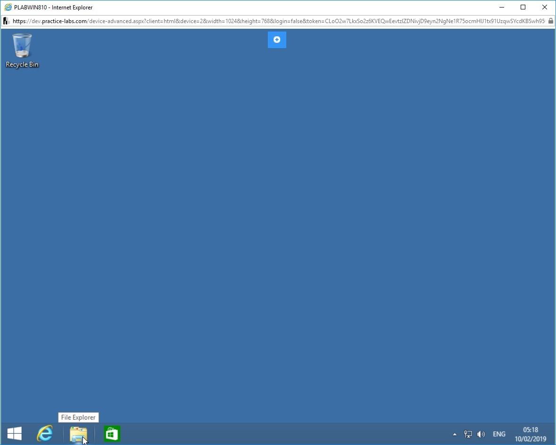 Hình 1.45 Ảnh chụp màn hình PLABWIN810
