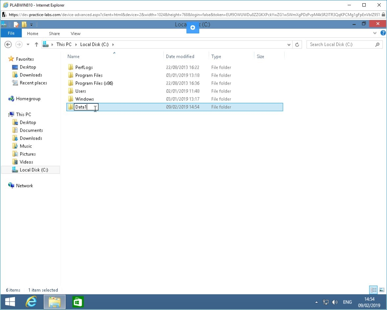 Hình 1.5 Ảnh chụp màn hình PLABWIN810