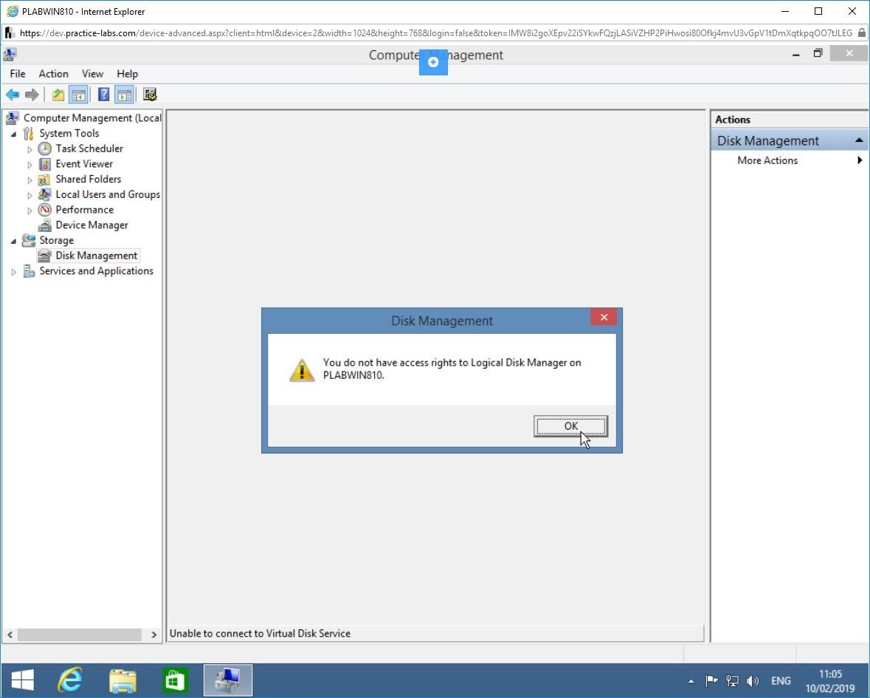 Hình 3.5 Ảnh chụp màn hình PLABWIN810