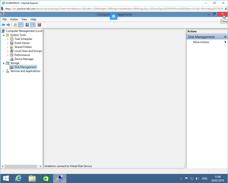 Hình 3.6 Ảnh chụp màn hình PLABWIN810