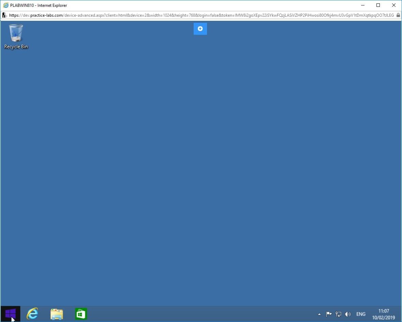 Hình 3.7 Ảnh chụp màn hình PLABWIN810