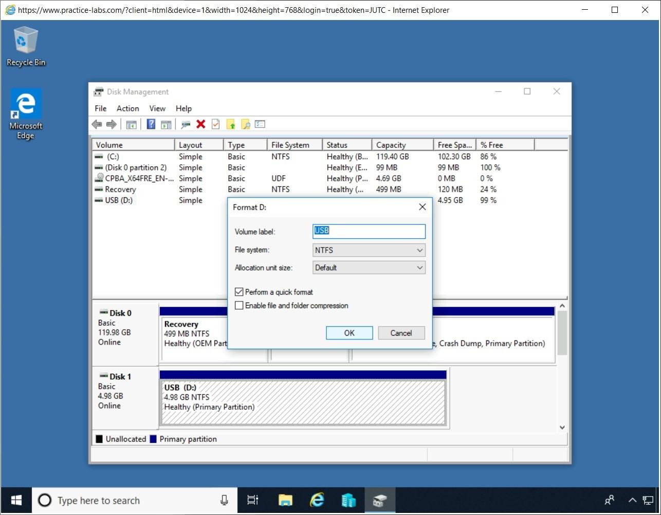 Hình 1.4 Ảnh chụp màn hình PLABWIN10