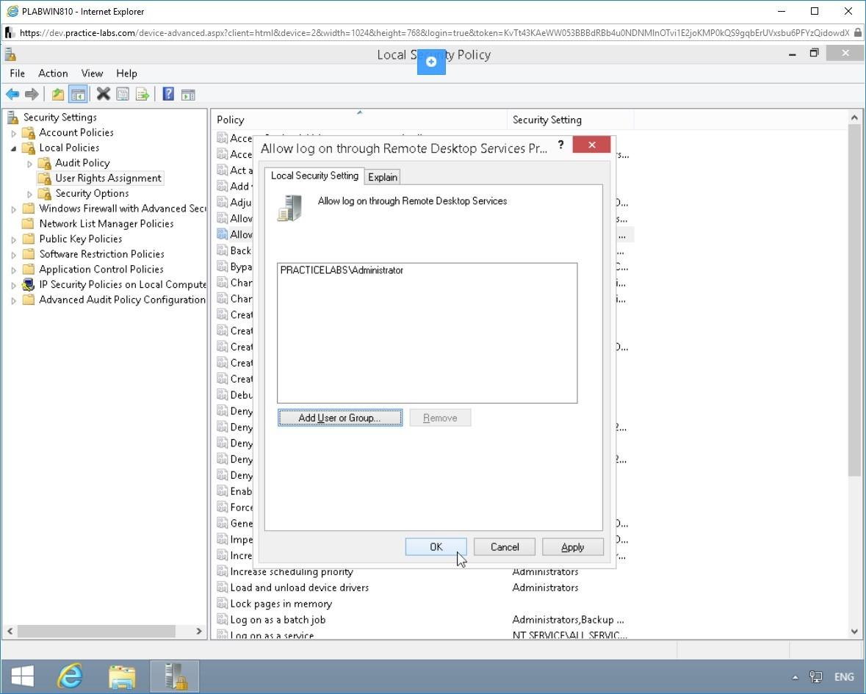 Hình 1.26 Ảnh chụp màn hình PLABWIN810
