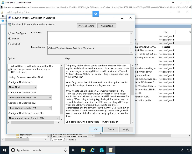 Hình 1.5 Ảnh chụp màn hình PLABWIN10