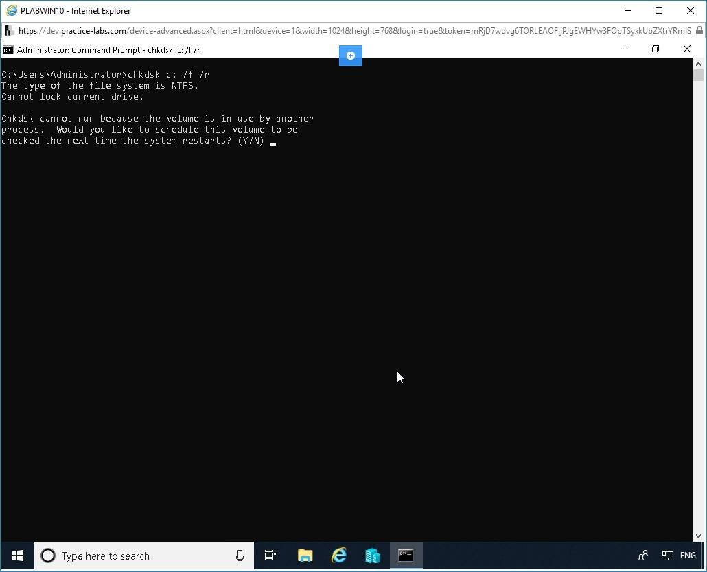 Hình 1.68 Ảnh chụp màn hình thiết bị PLABWIN10