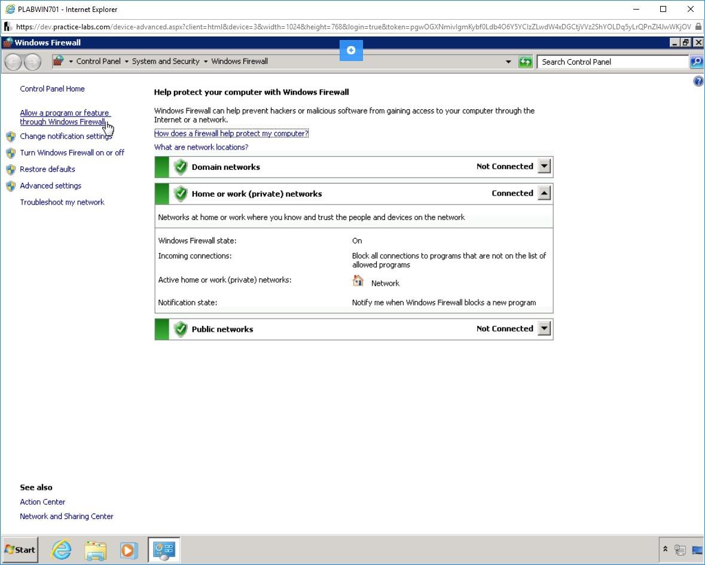 Hình 2.6 Ảnh chụp màn hình PLABWIN701
