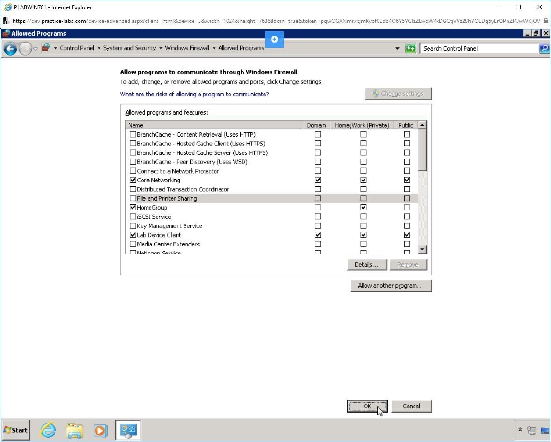 Hình 2.7 Ảnh chụp màn hình PLABWIN701