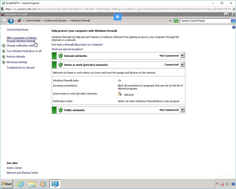 Hình 2.10 Ảnh chụp màn hình PLABWIN701
