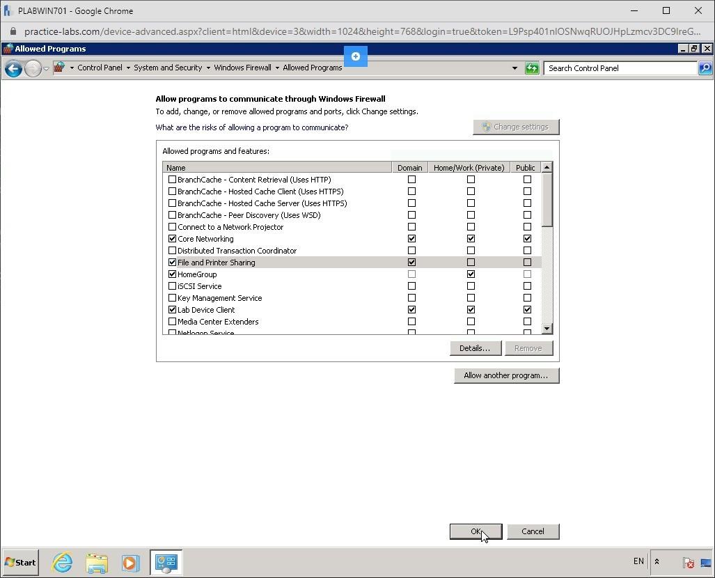 Hình 2.11 Ảnh chụp màn hình PLABWIN701