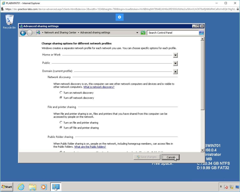 Hình 5.13 Ảnh chụp màn hình PLABWIN701