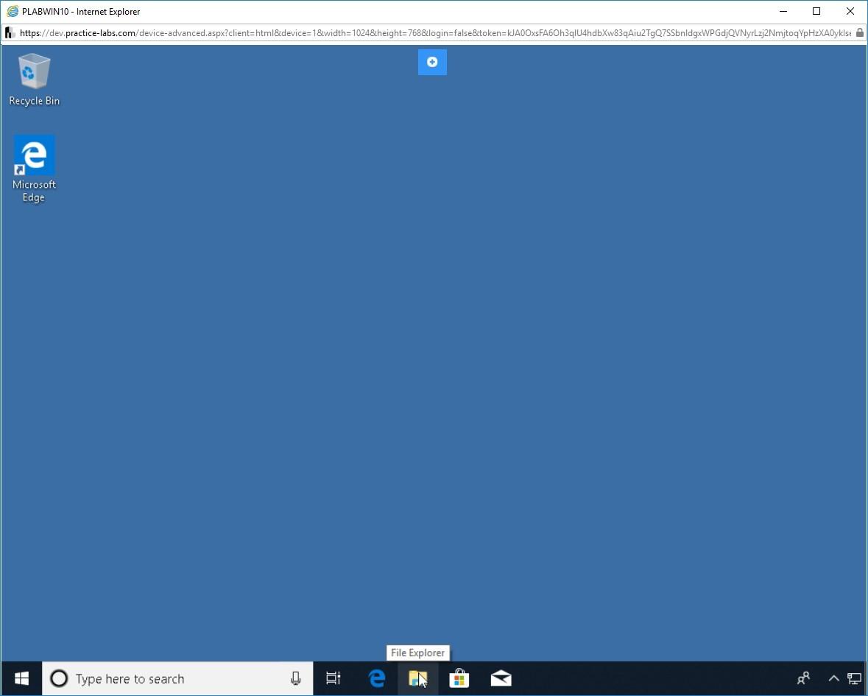 Hình 4.3 Ảnh chụp màn hình PLABWIN10
