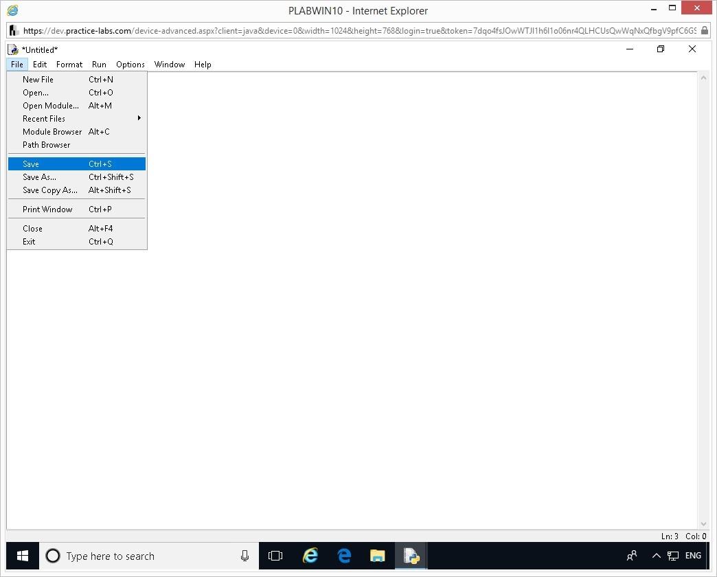 Hình 1.4 Ảnh chụp màn hình thiết bị PLABWIN10
