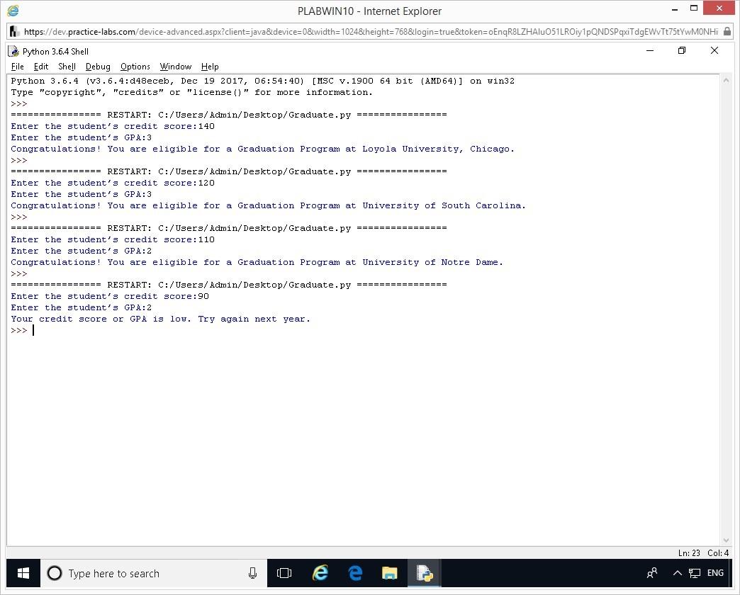 Hình 1.13 Ảnh chụp màn hình thiết bị PLABWIN10