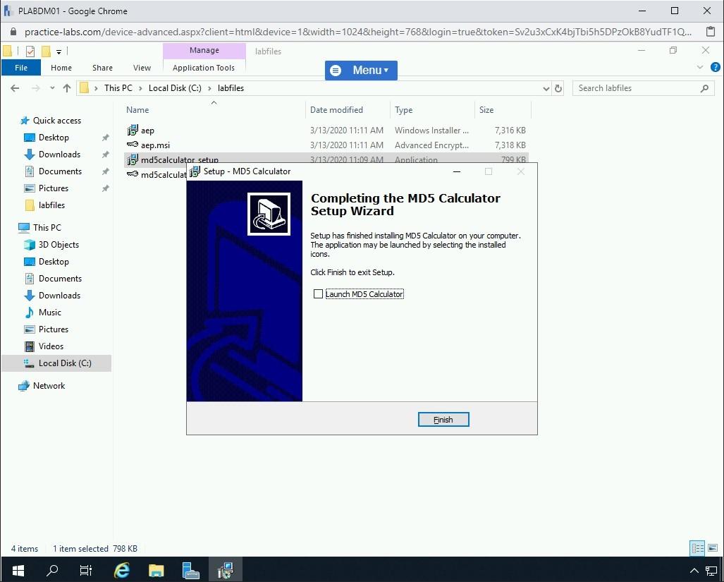 Hình 1.62 Ảnh chụp màn hình PLABDM01