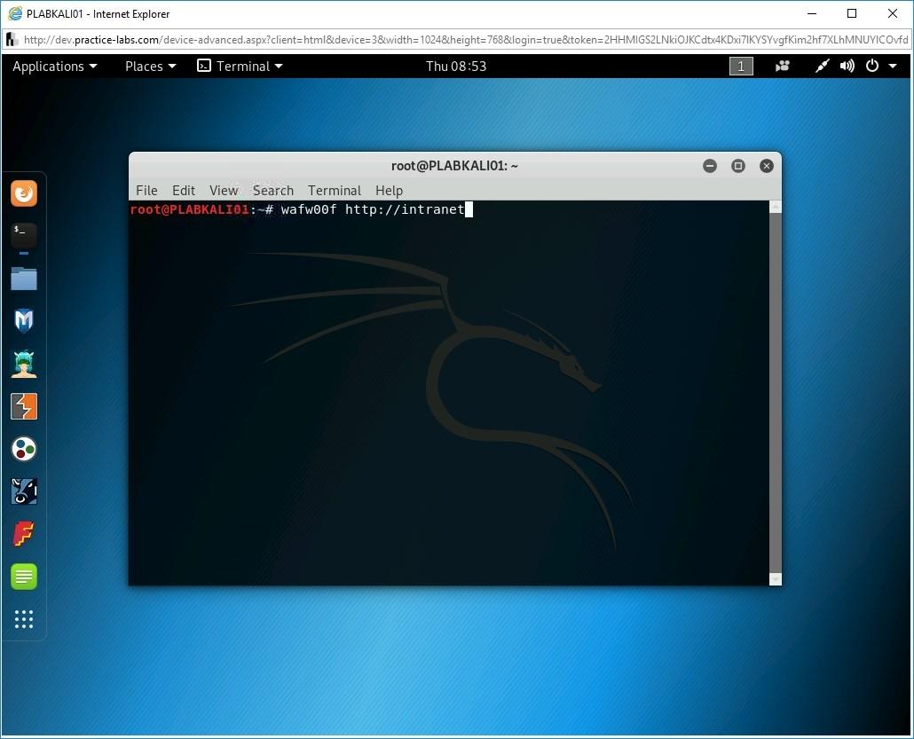 Hình 3.1 Ảnh chụp màn hình PLABKALI01