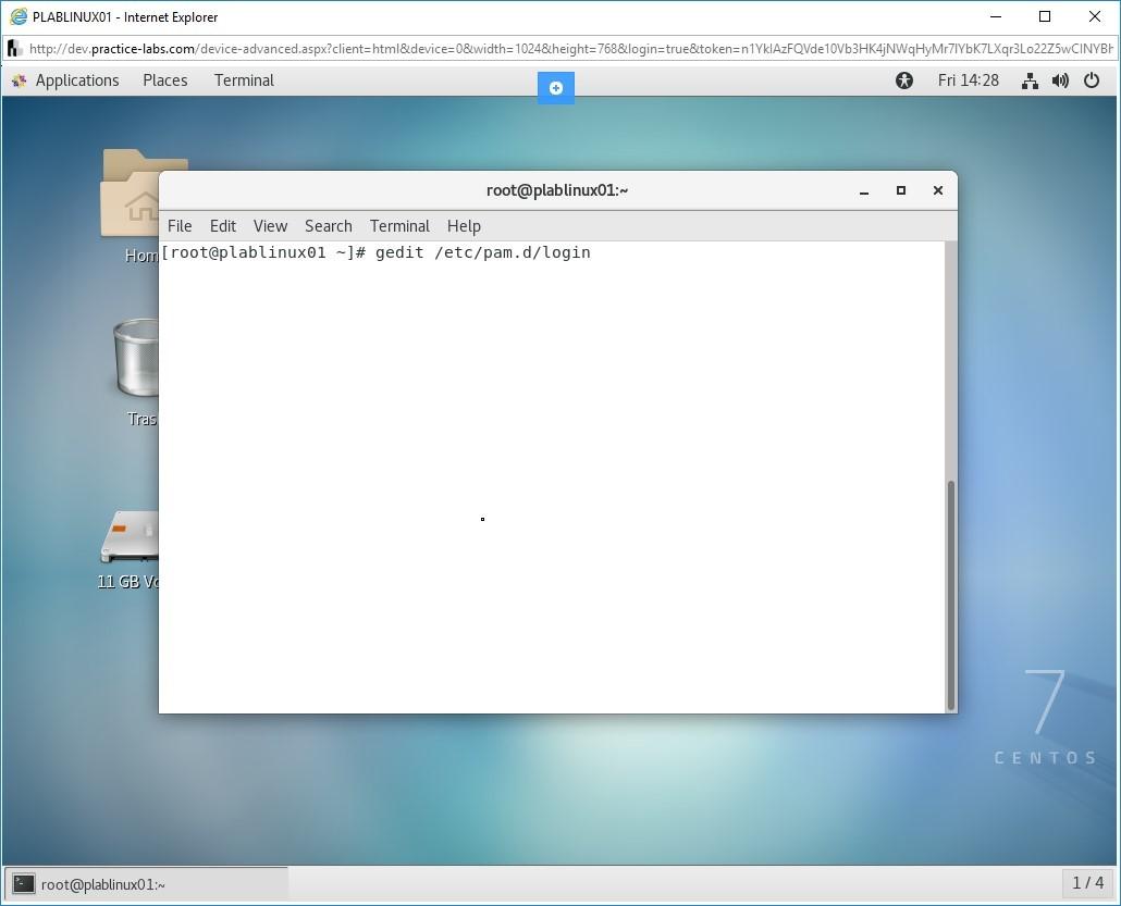 Hình 1.16 Ảnh chụp màn hình PLABLINUX01