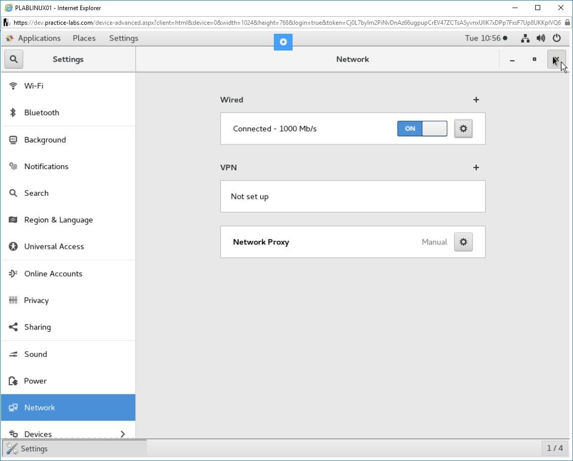 Hình 1.5 Ảnh chụp màn hình PLABLINUX01